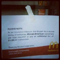 Photo taken at McDonald's by Jesse L. on 7/15/2012