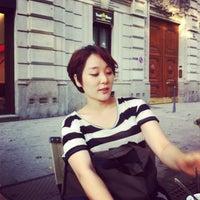 Photo taken at b•light by Nuri C. on 7/21/2012