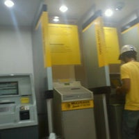 Photo taken at Maybank by Aleep Asyraf on 8/10/2012