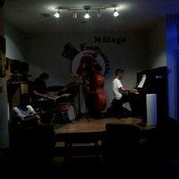 Photo taken at Feel Malaga Hostel by Enrique 3. on 7/25/2012
