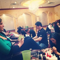 Photo taken at Ambiance Nail Salon & Spa by Michelle P. on 5/24/2013