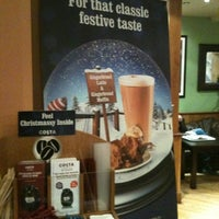 Photo taken at Costa Coffee by Craig J. on 12/27/2012