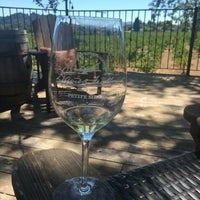 Photo taken at David Fulton Winery by Hana A. on 7/31/2016