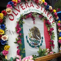 Photo taken at Olvera Street by Chad M. on 5/5/2013
