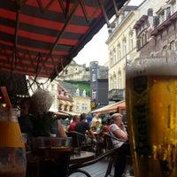 Photo taken at Stadsrestaurant by Herman S. on 7/30/2014