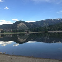 Photo taken at Lakeside Terrace Villas, Avon / Vail Valley by Sylvia S. on 6/18/2013