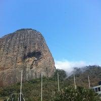 Photo taken at Morro Cara de Cão by €du S. on 9/17/2012