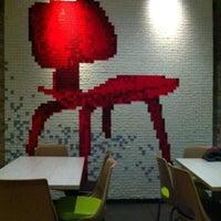 Photo taken at CitySen Lounge by Jason S. on 1/20/2013