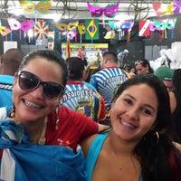 Photo taken at Rancho (Escola de Samba) by Lays S. on 3/8/2014