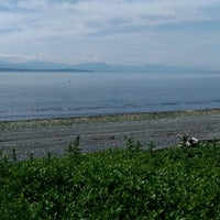 Photo taken at Ebey's Landing by Taylor O. on 5/31/2014