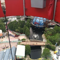 Photo taken at Characters In Flight by Annette K. on 7/28/2013