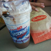Photo taken at Tim Hortons by Rodel S. on 6/29/2014