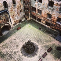 Photo taken at Linlithgow Palace by Richard H. on 7/10/2013