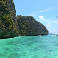 Photo taken at Phi Phi Island by AYz R. on 3/25/2013