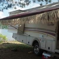 Photo taken at Allatoona Landing Campground by Tim M. on 7/18/2013