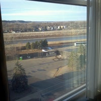 Photo taken at Hilton Garden Inn by Dan S. on 1/18/2013