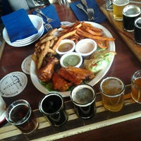 Photo taken at Anacapa Brewing Company by Davie on 12/26/2012