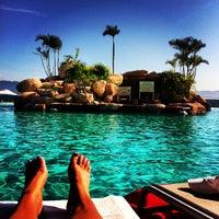 Photo taken at CasaMagna Marriott Puerto Vallarta Resort & Spa by Darcie B. on 4/28/2013