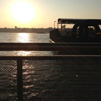 Photo taken at NY Waterway Ferry Terminal Midtown by Karla M. on 5/21/2013