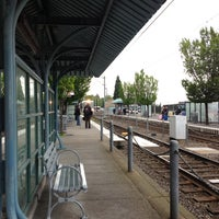 Photo taken at TriMet Gateway/NE 99th Ave MAX Station by David M. on 4/30/2013