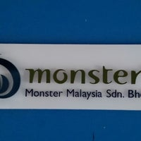 Photo taken at Monster Technologies Malaysia Sdn. Bhd. by Brian C. on 4/16/2013