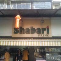 Photo taken at Shabari Restaurant by Karthikeyan R. on 11/17/2013