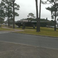 Photo taken at Hurlburt Field Air Force Base by Nicole M. on 3/28/2014