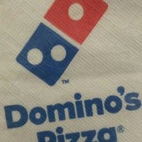 Photo taken at Domino's by Camilla O. on 12/28/2015
