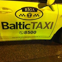 Photo taken at BALTIC Taxi by Laura B. on 12/31/2012