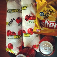 Photo taken at Subway by Kote on 9/28/2012