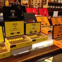 Photo taken at Cigar Exchange by Joseph P. on 3/27/2014
