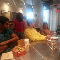 Photo taken at Chipotle Mexican Grill by Virginia U. on 9/27/2014