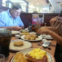 Photo taken at Denny's by Virginia U. on 9/1/2014