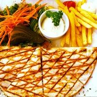Photo taken at Brasserie Polonez by Yalın K. on 12/29/2012