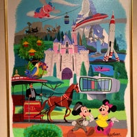 Photo taken at The Disney Gallery by Eric C. on 5/28/2015