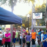 Photo taken at Fleet Feet Sports by alison on 10/10/2012
