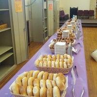 Photo taken at Greater Boston Vineyard by Ryan P. on 12/30/2012
