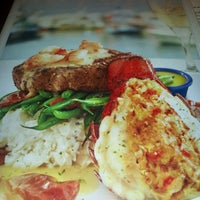 Photo taken at Red Lobster by Sandy C. on 3/9/2014