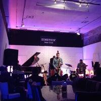 Photo taken at Somethin' Jazz Club by Raj S. on 11/29/2012