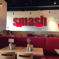 Photo taken at Smashburger by Jeff M. on 3/9/2013