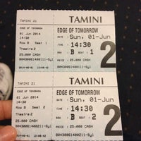 Photo taken at Tamini 21 by Jeje J. on 6/1/2014