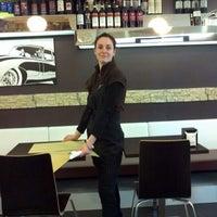 Photo taken at La Bottega Degli Illustri by La Bottega degli Illustri caffè  & restaurant F. on 2/6/2012
