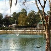 Photo taken at Lake Ella by Jen L. on 12/2/2012