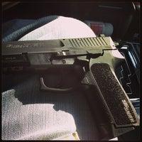 Photo taken at Sgt. Everett's Pistol Range by Mark G. on 3/28/2013