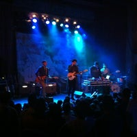 Photo taken at Bluebird Theater by Jayme B. on 11/29/2012