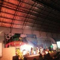 Photo taken at SMP Pangudi Luhur 1 Yogyakarta by Wisnu on 6/1/2013