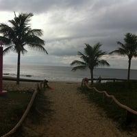 Photo taken at Praia dos Paraguaios by Annes Jr on 6/21/2014