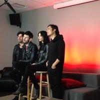 Photo taken at Vevo by mark m. on 4/11/2014
