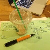 Photo taken at Starbucks by Tavo B. on 5/30/2013
