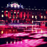 Photo taken at Somerset House by Steve S. on 11/29/2012